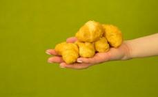 5 Mini Croissantów z nadzieniem o smaku spumante