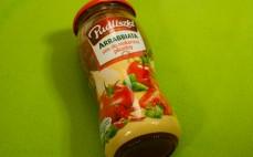 Sos pomidorowy Arrabbiata pikantny