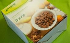 Bananowe płatki śniadaniowe z kakao