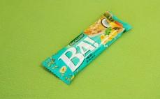 Baton zbożowy 5 owoców tropikalnych BA