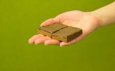 Baton karmelowy w mlecznej czekoladzie Dieta Light