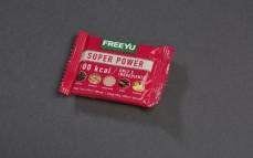 Baton daktylowy z bananem i kawą 100 kcal Super Power