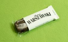 Baton Warszawski porzeczka i kokos