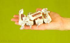 5 cukierków Białe Michałki