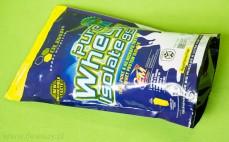 Izolat białek serwatkowych (Pure Whey Isolate 95) po przygotowaniu
