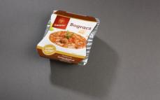 Bogracz, mięso wieprzowe z dodatkiem warzyw i grzybów