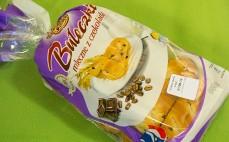 Bułeczki mleczne z czekoladą