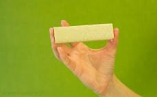 Chałwa sezamowa o smaku waniliowym