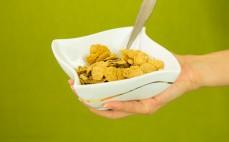 Porcja płatków Nestle Cheerios Oats z cynamonem