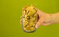 Szklanka płatków Nestle Cheerios Oats z cynamonem