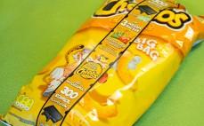 Chrupki kukurydziane o smaku sera Cheetos cheese