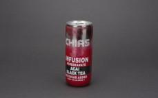 Napój herbaciany Chias Infusion - granat, jagody acai, czarna herbata