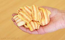 Garść chipsów bezglutenowych