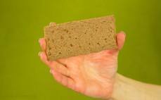 Chrupki chleb ryżowy z kakao