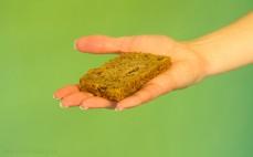 Kromka chleba żytniego z żurawiną Fitness Style