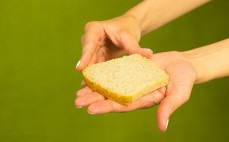 Chleb gryczany bezglutenowy, niskobiałkowy