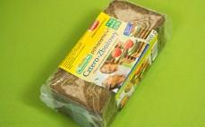 Chleb pełnoziarnisty cztero - zbożowy
