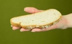 Kromka chleba pszenno żytniego Wiejski