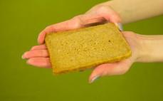 Chleb z prosa bezglutenowy