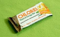 Baton Chlorella pomarańcza + baobab