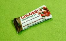 Baton Chlorella żurawina + jagody