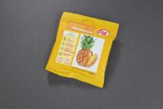 Chrup ananasa, chipsy z ananasa
