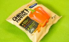 Plasterki papryki Crispy Natural