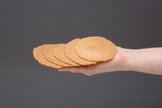 5 ciasteczek owsianych z czystkiem
