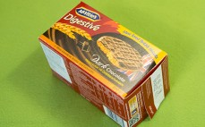 Herbatniki w gorzkiej czekoladzie Digestive