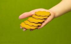 5 ciasteczek korzennych