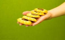 5 kruchych ciasteczek z marmoladą