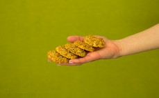 5 ciasteczek Słoneczne Oskroba