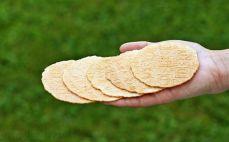 5 ciasteczek owsianych