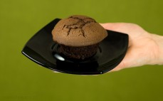 Muffinka z mieszanki do pieczenia enerBiO