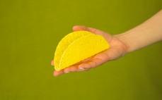 Muszla z mąki kukurydzianej Taco Shells