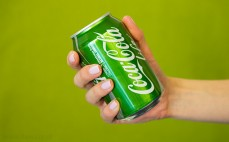 Porcja Coca Coli life
