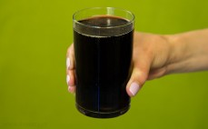 Szklanka Coca Coli life