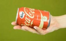 Porcja Coca Coli vanilla