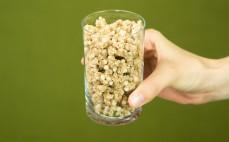 Szklanka crunchy orkiszowego enerBIO
