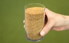 Szklanka cukru kokosowego