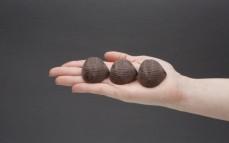 3 czekoladki Kasztanki