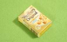 Cukierki Werthers Original śmietankowe bez cukru