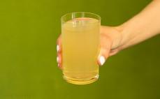 Szklanka napoju cytryna limonka Tarczyn