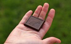 Kostka czekolady 86%