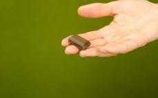 Kostka czekolady słodzonej ksylitolem alternatywna dla mlecznej czekolady