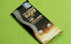 Czekolada słodzona ksylitolem alternatywna dla mlecznej czekolady