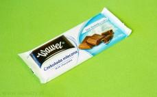 Czekolada mleczna bez dodatku cukru