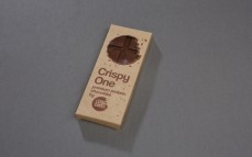 Czekolada mleczna z ciasteczkami orzechowo-jaglanymi