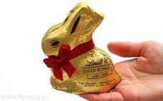 Zajączek z czekolady
