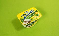 Serek Danio extra z kokosowymi kawałkami
